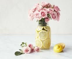 jar flowers diy project a jar lemon flower centerpiece rue now