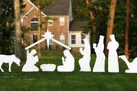 large outdoor decorations archives outdoor nativity store