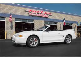 1998 ford mustang cobra for sale ford mustang cobra for sale on classiccars com 28 available