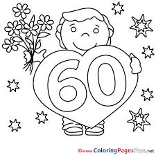 100 happy birthday color page boys happy birthday coloring free