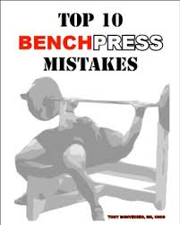 Top Bench Press 10 Keys To A Big Bench Press Part 1 Bonvec Strength