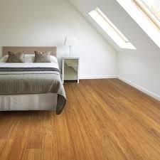 Uniclic Laminate Flooring Solid Brushed Carbonised Strand Woven 135mm Uniclic Bona Co