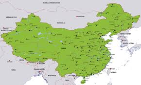 Beijing World Map by 2017 China City Maps Maps Of Major Cities In China