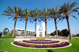 Csuf Map California State University Fullerton Campus Image Gallery Hcpr
