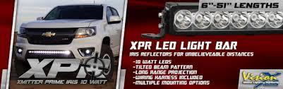Vision X Light Bar Reach Unmatched Distances With Vision X U0027s New Xpr Long Range Light Bar