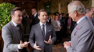 where does prince charles live ant and dec to host televised celebration of queen s 90th birthday