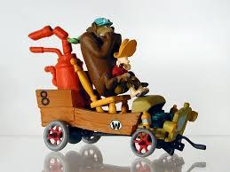 wacky races konami wacky races toy vol 2 lazy luke and blubber bear u2026 flickr