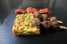 cuisine 5 etoiles appellation d origine turque le kafteji préparation culinaire du