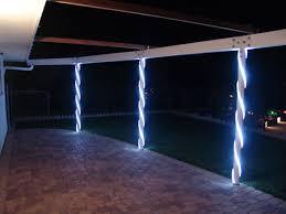 white light emitting diode led illuminated patio cover u2013 the