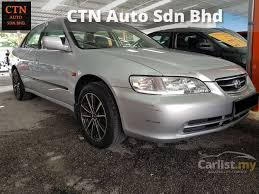 2002 silver honda accord honda accord 2002 vti l 2 3 in selangor automatic sedan silver for