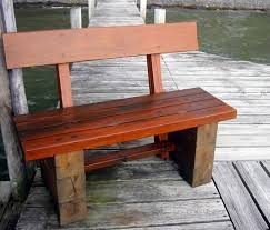timber frame tools windproof dock bench outdoor bench