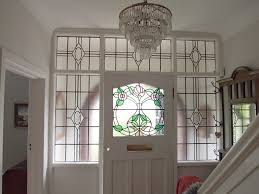stained glass interior door how to use stained glass in the home goedeker u0027s home life