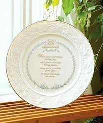 25th anniversary plates plates trays dishes belleek 25th anniversary plate