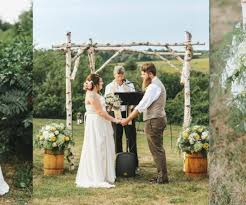 Backyard Wedding Ideas On A Budget with Budget Rustic Weddings Ideas And Tips For A Rustic Wedding On A