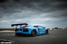 cars lamborghini blue car lamborghini lamborghini aventador lb works liberty walk
