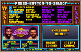 Nba Jam Cabinet Nba Jam Videogame By Midway Games