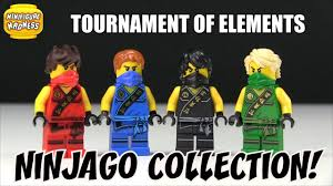 lego ninjago halloween costume lego ninjago tournament of elements minifigure collection