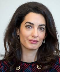 what are the current hairstyles in germany amal clooney s office ready two piece instyle com