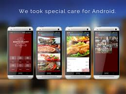 Best Resume App Android by Restaurant App Template By Mobidonia Codecanyon