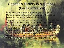 history makes us canadian