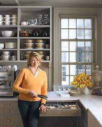 What To Look For When Buying Kitchen Cabinets by Martha U0027s 50 Top Kitchen Tips Martha Stewart