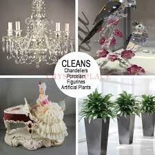 home interior figurines brilliante crystal cleaner spray bottle 3 crystal cleaner refill