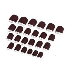 online get cheap red fingernail tips aliexpress com alibaba group