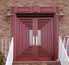 Exterior Wooden Door Exterior Solid Wood Doors On Solid Wood Exterior Door 10
