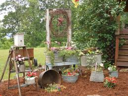 top 25 best primitive garden decor ideas on pinterest rustic