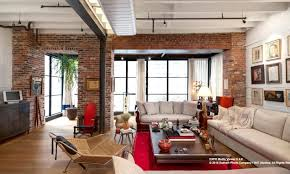 8 8m duplex loft in flatiron boasts customized features from a
