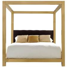 Metal Canopy Bed Frame Bed Frames North Shore Canopy Bed Assembly Instructions King