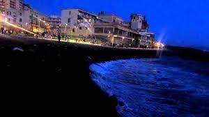 torre greco porto torre greco porto scala di notte 10 04 2016