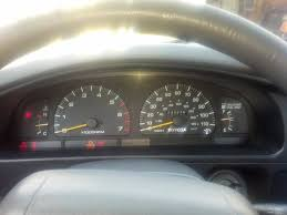 toyota tacoma speedometer cable instrument cluster needed tacoma
