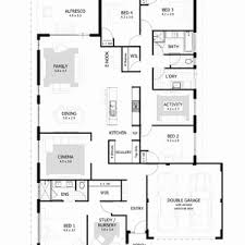 large family floor plans beautiful floor plan of modern family house gorgeous plans 2013