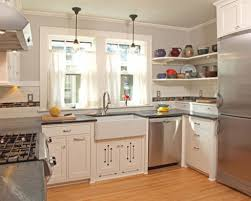 Craftsman Kitchen Design Best 100 Craftsman Kitchen Ideas