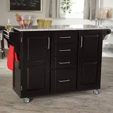 kitchen cabinet with wheels