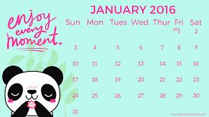 lots free printable calendars 2016 inspirational