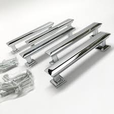 southern hills cabinet pulls southern hills cabinet pull polished chrome 4 inch spacing