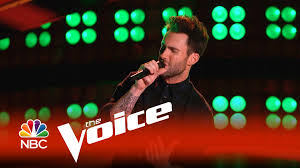 Blind Christian Female Singer Adam Levine Has His Own Blind Audition On Monday U0027s The Voice Axs