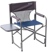 Quest Directors Chair Side Table 100 Aluminium Folding Directors Chair With Side Table