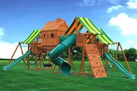 triyae com u003d jungle gym backyard playgrounds various design