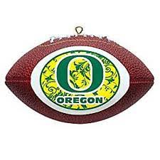 football oregon ducks ncaa ornaments ebay