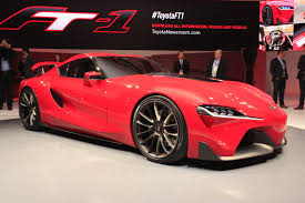 toyota car information toyota ft 1 channels the supra out vipers the viper car design