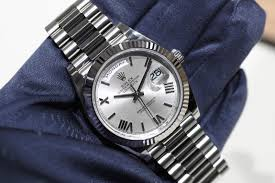 professional watches the new rolex day date 40