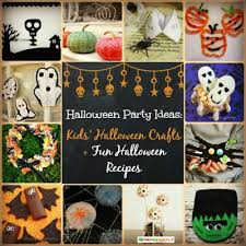 Childrens Halloween Craft Ideas - halloween party ideas 24 kids u0027 halloween crafts 11 fun