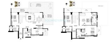 450 sq ft apartment 4 bhk 3898 sq ft apartment for sale in dlf the crest at rs