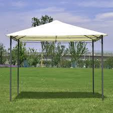 10 X 5 Canopy by 10 U0027 X 10 U0027 Garden Square Gazebo Canopy Tent Shelter Awning