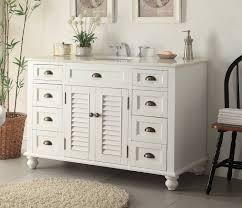Refurbished Bathroom Vanity by Cottage Bathroom Vanity Cabinets Ecormin Com
