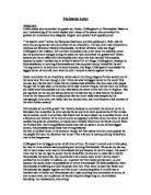 symbolism in the scarlet letter gcse religious studies
