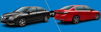 difference between honda civic lx and ex what s the difference 2016 honda accord lx vs sport
